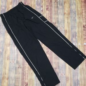 NIKE MENS MESH LINED JOGGERS SIZE SMALL INSEAM 32